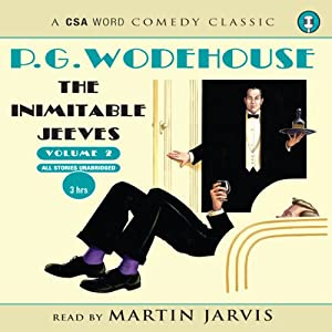 The Inimitable Jeeves, Volume 2 | [P. G. Wodehouse]