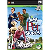 The Sims Pet Stories DVD - PC ~ Electronic Arts