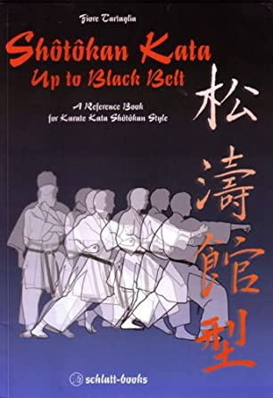 Shotokan Kata up to Black Belt: