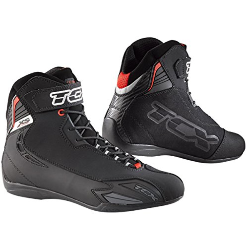 TCX X-Square Sport Men's Street Motorcycle Boots - Black / US 11 / Size 45 (Street Motor Cycle Boots compare prices)