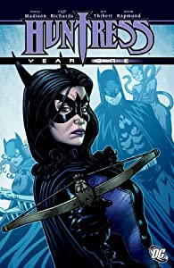 Cover of &quot;Huntress: Year One&quot;