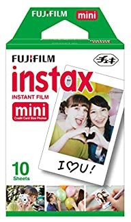 Fujifilm Instax Mini Film Single Pack…
