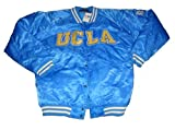 UCLA Bruins Vintage Nylon Varsity Jacket Size XL at Amazon.com