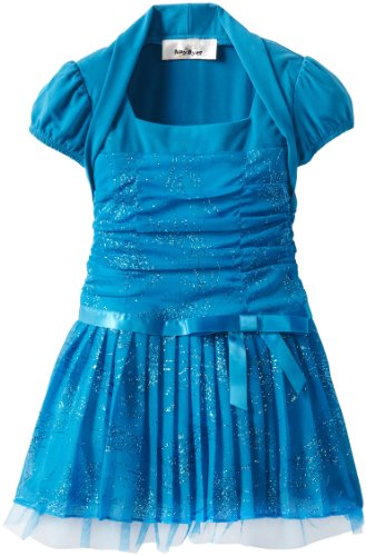 Blue Toddler Dress