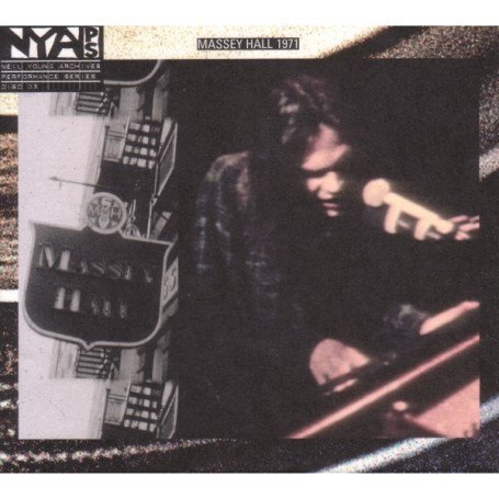 Neil Young - 1971_ Live At Massey Hall - Zortam Music