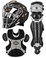Louisville Slugger PSET3 Pulse Adult Catcher's Gear Set