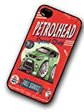 Koolart Petrolhead Speed Shop New Ford Focus RS 2.5t hard Case For Apple iPhone 5 5s