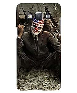 Samsung Galaxy A7 Back Cover By FurnishFantasy