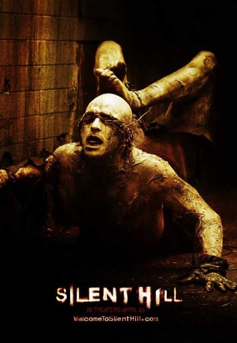 Silent Hill Movie Poster (11 x 17 Inches - 28cm x 44cm) (2006) Style H -(Radha Mitchell)(Laurie Holden)(Sean Bean)(Deborah Kara Unger)(Tanya Allen)(Christopher Britton)