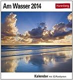 Am Wasser 2014: Sehnsuchts-Kalender. 53 heraustrennbare Farbpostkarten