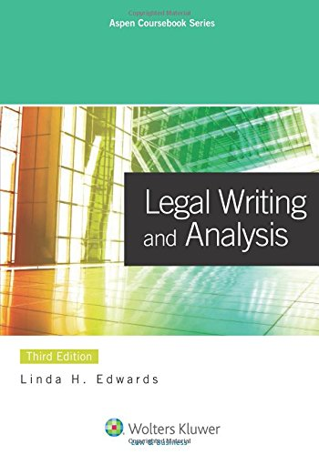 edwards legal writing and analysis