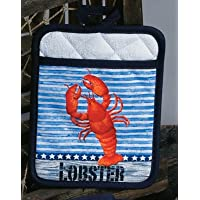Stars & Stripes Lobster Pocket Mitt Potholder