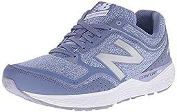 New Balance Women\'s W520V2 Running Shoe, Purple, 8 B US