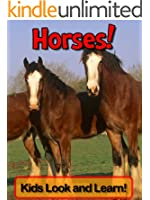 Horses! Learn About Horses and Enjoy Colorful Pictures - Look and Learn! (50+ Photos of Horses)