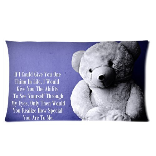 Bear Body Pillow front-278163