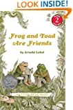 Frog and Toad Are Friends: I Can Read Level 2 (I Can Read Book 2)