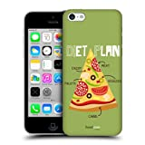 Head Case Diet Plan Certified Pizzaholic Back Case Cover For Apple iPhone 5c