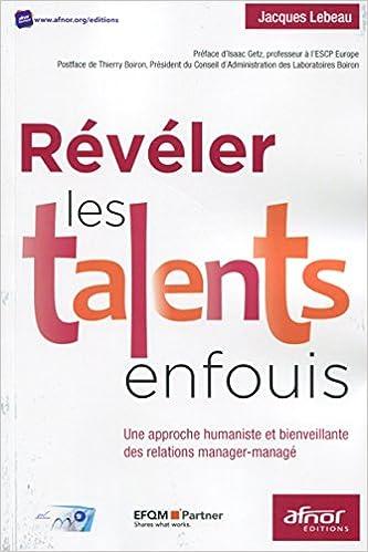 Reveler les_talents_enfouis