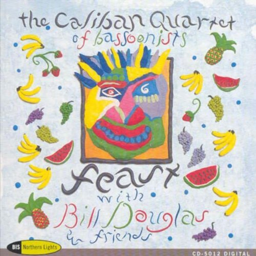 Feast -the Caliban Quartet