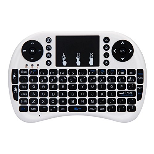 Ounice i8 2.4GHz Wireless Fly Air Mouse Gaming Keyboard Touchpad Multi-media Control For Smart TV Box Laptop Mini PC