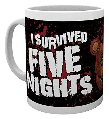 GB Eye LTD, Five Nights at Freddys, I Survived, Tazza
