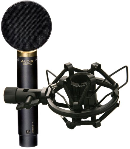 Audix Scx25-A Studio Condenser Microphone With Dedicated Shockmount