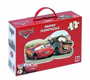 Disney Pixar Cars 15 Piece Giant Floor Jigsaw Puzzle
