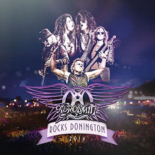 Aerosmith - Rocks Donington 2014 (1 DVD + 3 LP)