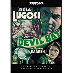 The Devil Bat: Kino Classics Remastered Edition