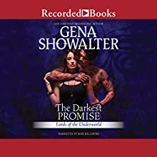 The Darkest Promise Audiobook by Gena Showalter Narrated by Max Bellmore