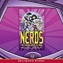 The Cheerleaders of Doom: N.E.R.D.S., Book 3 Audiobook by Michael Buckley Narrated by Johnny Heller