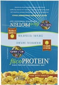 Garden of Life fucoProtein Peanut Butter Crunch 55g (12-pack)