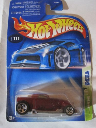 2003 Hot Wheels Phaeton #111