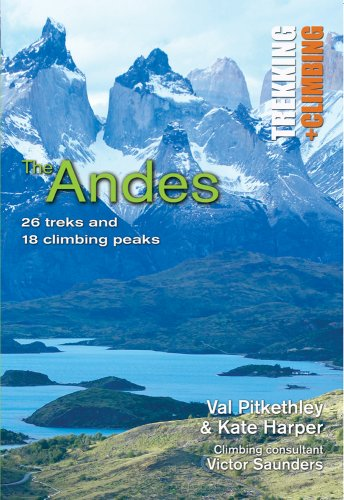 The Andes: Trekking + Climbing