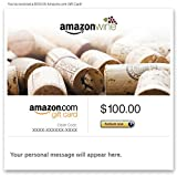 Amazon Gift Card - E-mail - Amazon Wine (Corks)