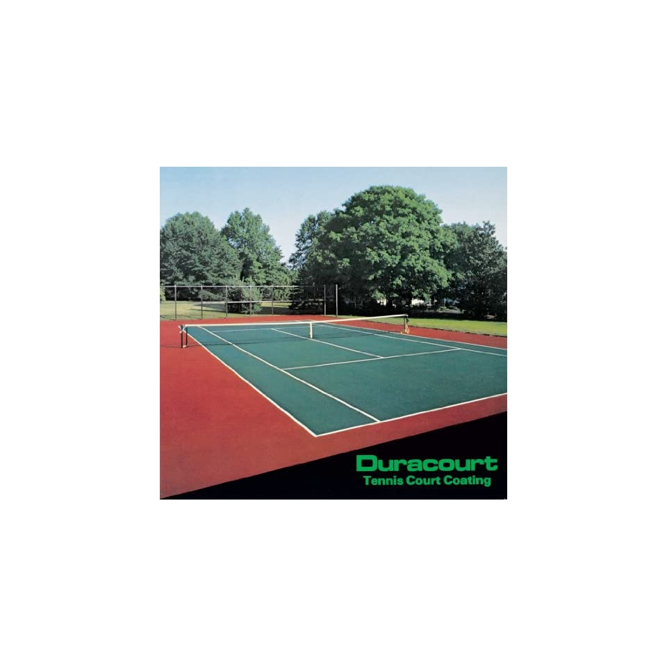 Duracourt Tennis Court Paint 1 Gallon White On Popscreen