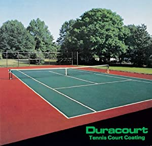 Duracourt Tennis Court Paint 5 Gallons/Green