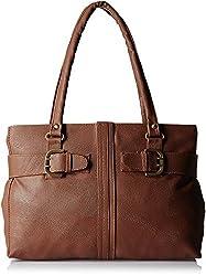 Alessia74 Women's Handbag (Tan) (PBG242M)