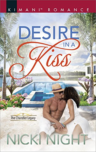 Book Cover: Desire in a Kiss