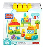 #8: Mega Blocks 123 Bus, Multi Color