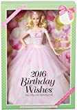 Barbie Birthday Wishes 2016 Barbie Doll, Blonde