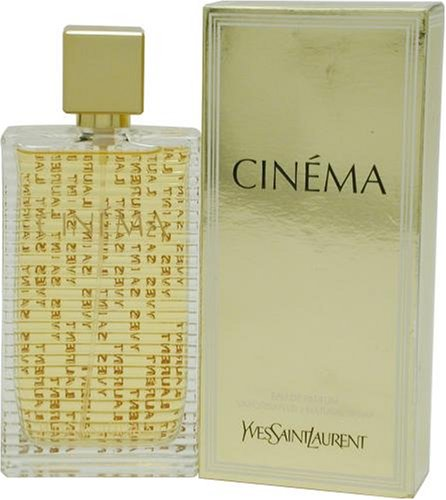 Yves Saint Laurent Cinema Eau De Parfum Spray 50ml