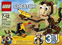 LEGO Creator 31019 Forest Animals from LEGO Creator
