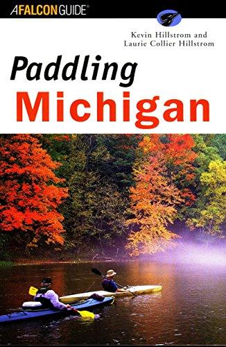 Paddling Michigan (Regional Paddling Series)