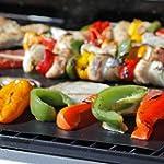 BBQ Grill Mat: Lifetime Guarantee, 2...