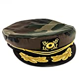 Dorfman Pacific Outdoor Captains Yacht Hat (Camo)