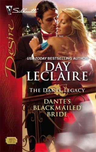Image of Dante's Blackmailed Bride (Silhouette Desire)