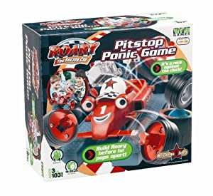 Roary the Racing Car Pitstop Panic Game