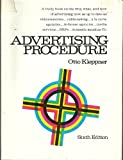 img - for Advertising Procedure book / textbook / text book