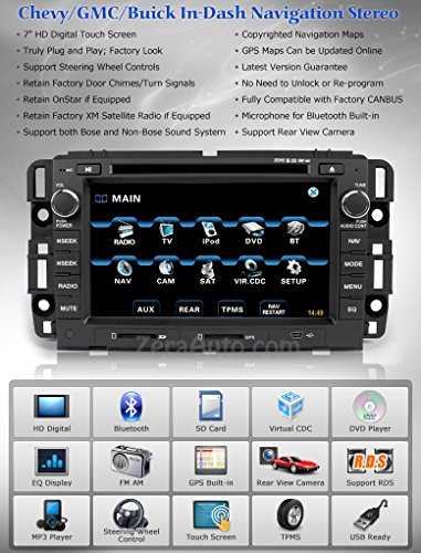 Repair Xm Radio From 2009 Chevy Impala | Autos Post